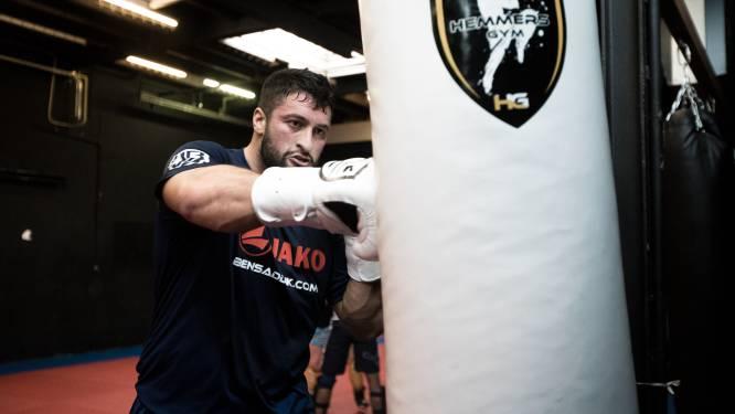Antwerpenaar Jamal Ben Saddik vecht in januari tegen Nederlander Verhoeven om wereldtitel