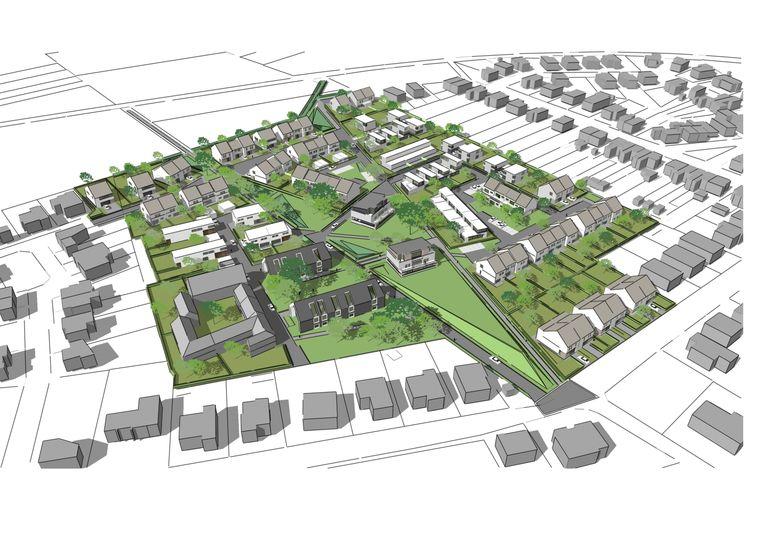 De plannen voor de komst van een nieuw woonproject belandden in de prullenmand.