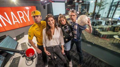 Sam, Inge & Wim nemen afscheid van hun nieuwslezeres Lies