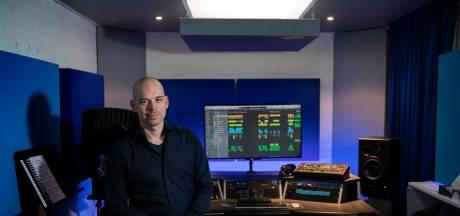 Muziek geeft richting aan het verhaal; Gemertenaar hard op weg droom waar te maken als componist van filmmuziek