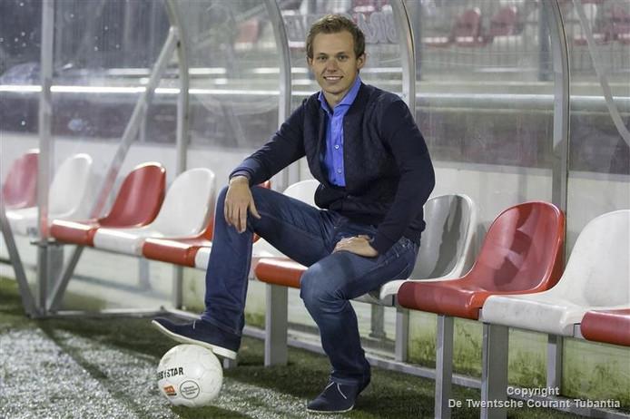 """Gert Jan Schultink, aanvoerder van Excelsior'31 2: """"Jonge spelers met potentie horen in zwaardere competities."""""""