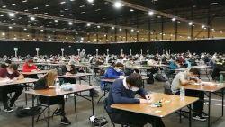 Examens afleggen met social distancing? Dat ziet er zo uit