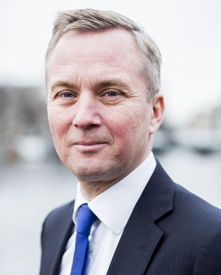 Eric van der Burg. Beeld Rink Hof