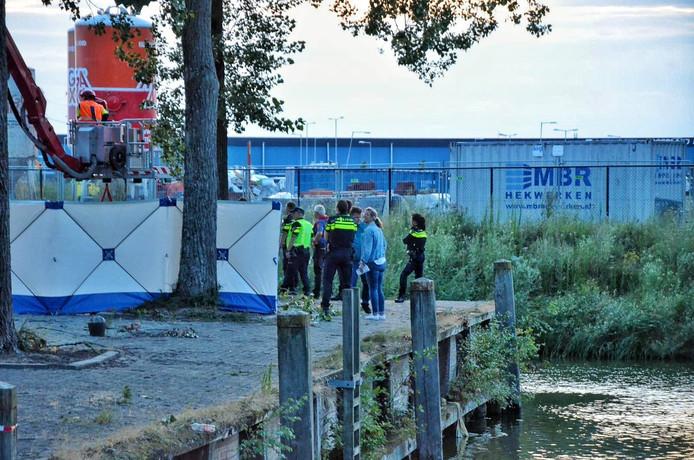 Lichaam gevonden in Bergen op Zoom.