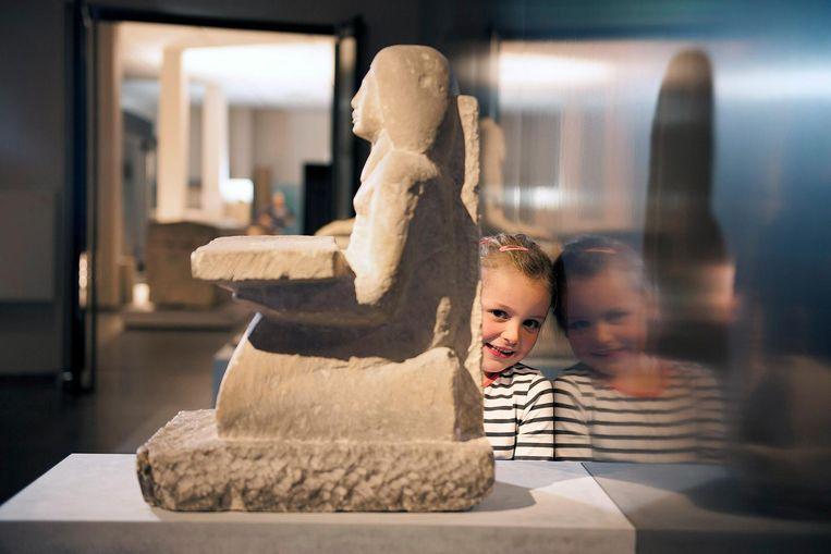 De tentoonstelling toont 200 voorwerpen uit het oude Egypte.