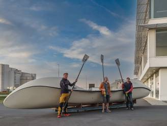 Jelle Veyt klaar voor volgende uitdaging: met roeiboot Atlantische Oceaan over van Portugal tot Miami
