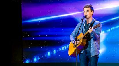 Zanger Wayne Matthews waagt zijn kans in Belgium's Got Talent