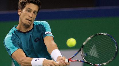 Aljaz Bedene gaat opnieuw voor Slovenië tennissen