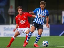 Helmond Sport-verdediger Reith houdt gemengde gevoelens over aan streekderby: 'Had de winnende op mijn schoen'