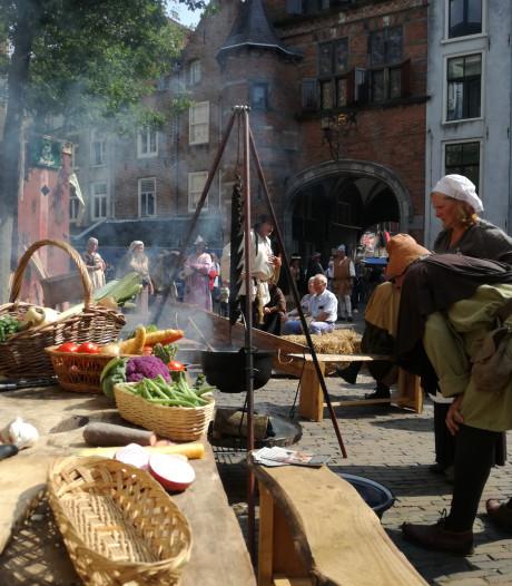 Rampzalig: festival raakt álles kwijt bij brand Oeffelt
