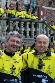 Geen begeleiding Duitse politie voor wielrenners Bergh in het Zadel