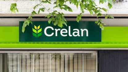 30 procent Crelan- en AXA- bankkantoren op minder dan 500 meter van elkaar