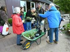 Tuinseizoen van start met stekkenbeurs Wageningen