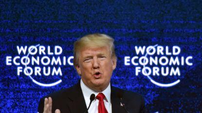 VS sturen geen delegatie naar economische top Davos vanwege shutdown