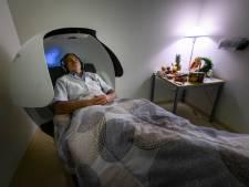 Even een dutje: MST in Enschede 'pioniert' met powernapstoel