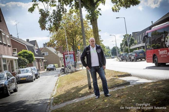 Na een gesprek met wethouder Marcel Wildschut worden de aanwonenden van de parallelweg langs de Gronausestraat volgens Rob Posthumus weer serieus genomen door de gemeente.