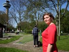 Midgetgolfers balen: we willen plekje bij de Euromast niet kwijt