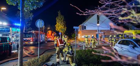 Buurt haalt gezin uit brandende woning in Schijndel: 'Het was echt verschrikkelijk'