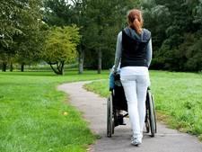 Parkeren duur voor invaliden