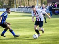 Strafschop niet genoeg voor Gemert tegen Jong FC Den Bosch