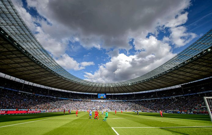 In het vermaarde Olympisch Stadion moet Hertha BSC uitgroeien tot een topclub.