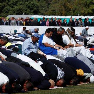 Massale herdenking in Nieuw-Zeeland van slachtoffers aanslagen Christchurch
