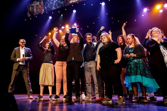 TIURI wint de Cultuurprijs van Roosendaal