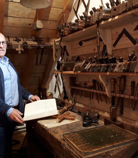 In het Waalwijkse museum Buitenlust huist een uniek stukje historie