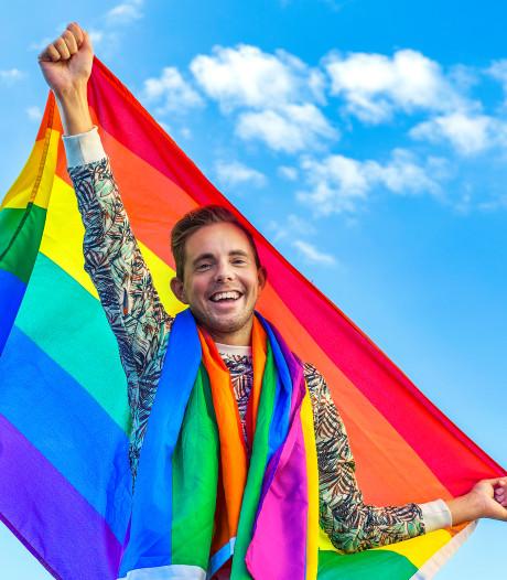Simon Timmerman stapt op als COC-voorzitter: 'Homogemeenschap heeft een duw in de rug nog hard nodig'