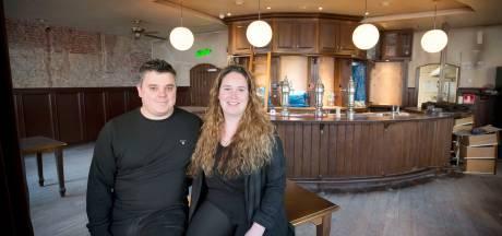 Bjorn en Lisa draaien De Witte Leeuw: 'Deze kans moesten we pakken'