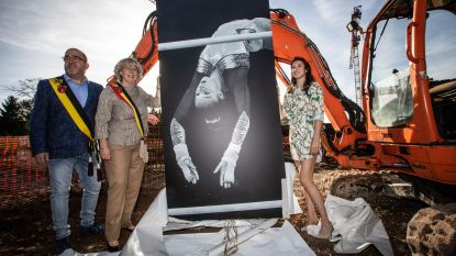 """Nina Derwael krijgt eigen sporthal in Sint-Truiden: """"Een enorme eer"""""""