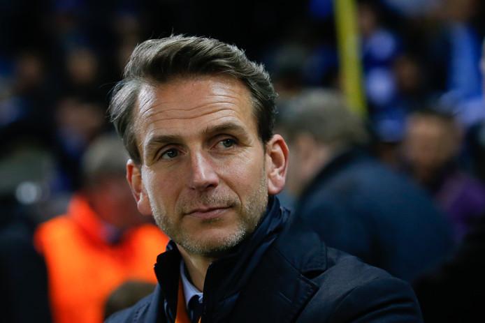 Albert Stuivenberg (48) is samen met Maurice Steijn (VVV) in de race voor het hoofdtrainerschap bij PEC Zwolle.
