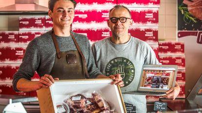 Online slagerij is groot succes