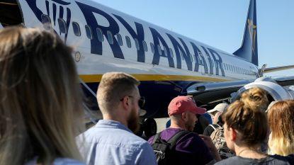 Voorlopig weinig hinder door staking Britse piloten Ryanair