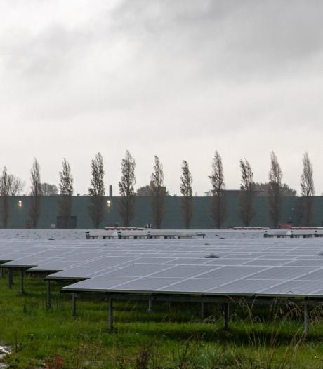 Rem op zonneparken in Middelburg door politieke onenigheid