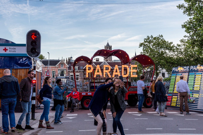 De Parade in Utrecht (2017)