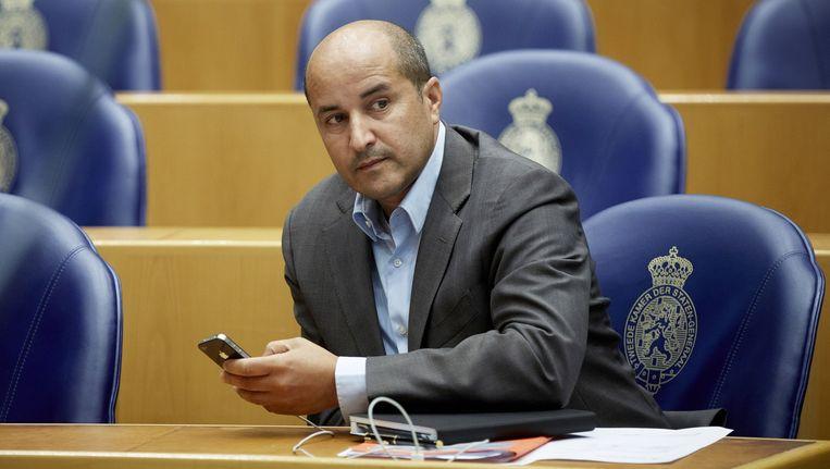 PvdA-Tweede Kamerlid Ahmed Marcouch Beeld anp
