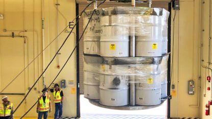 Belgische bevolking geraadpleegd over plannen om radioactief afval in de grond te bergen