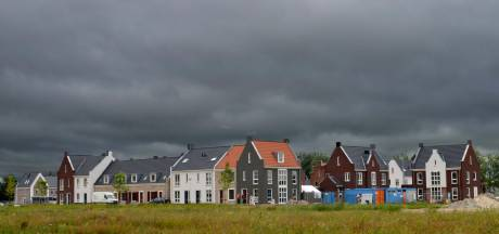 Eerste sociale huurwoningen verrijzen in De Plantage Meteren