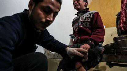 Conflict in Oost-Ghouta heeft in drie weken al meer dan 1000 doden geëist