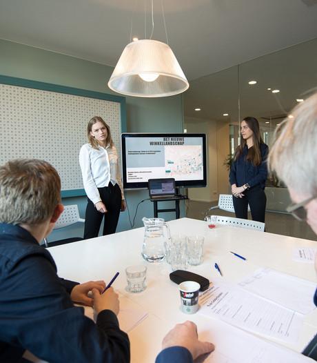 Scholieren Arnhem en Rozendaal presenteren hun profielwerkstukken