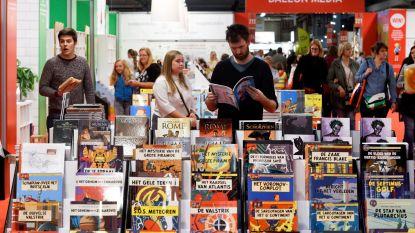 Met de bib naar de boekenbeurs