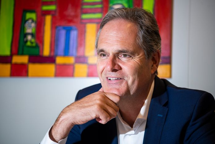 Karel Heijink is sinds januari regiodirecteur van VNO NCW Midden en verwacht dat het derder steunpakket van het kabinet vooral goed uitpakt voor Oost-Nederland.