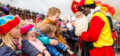 Zie ginds komt... helemaal niets (en toch kwam Sinterklaas in Cuijk aan)