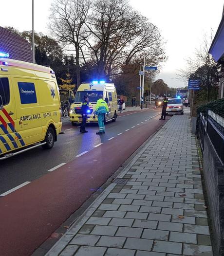 Tiener raakt ernstig gewond bij verkeersongeval