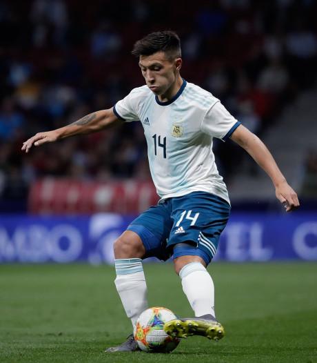 Lisandro Martínez voor vier jaar naar Ajax