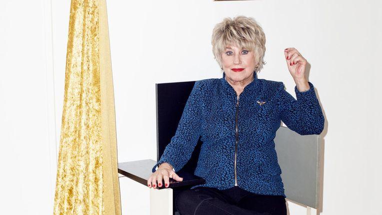 Arean: 'Het allerleukste van programma's bedenken is aan de keukentafel zitten met schrijvers, componisten en regisseurs.' Beeld Linda Stulic