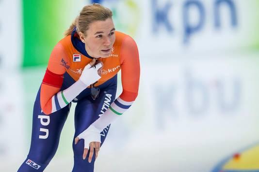 Linda de Vries.