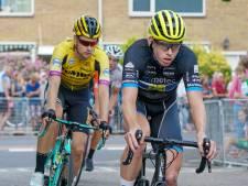 Van Dalen hoopt na topzomer op kans in het profwielrennen