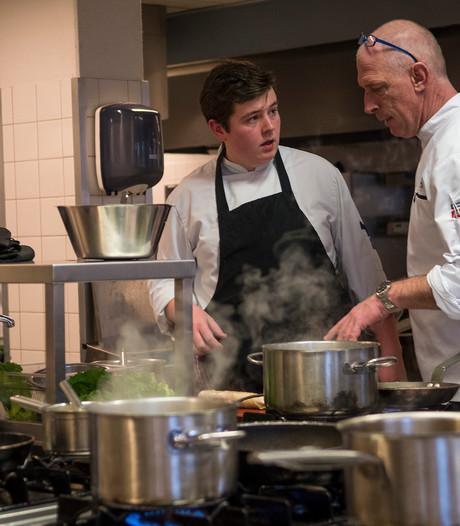 Aankomende koks van het ROC strijden à la Heel Holland Bakt